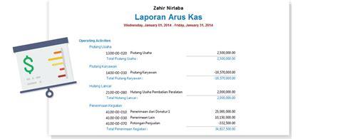 membuat laporan keuangan yayasan contoh laporan keuangan yayasan laporan 7