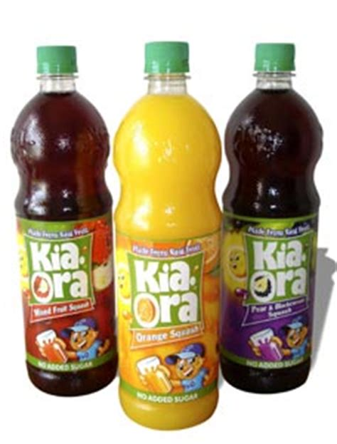Kia Ora Products