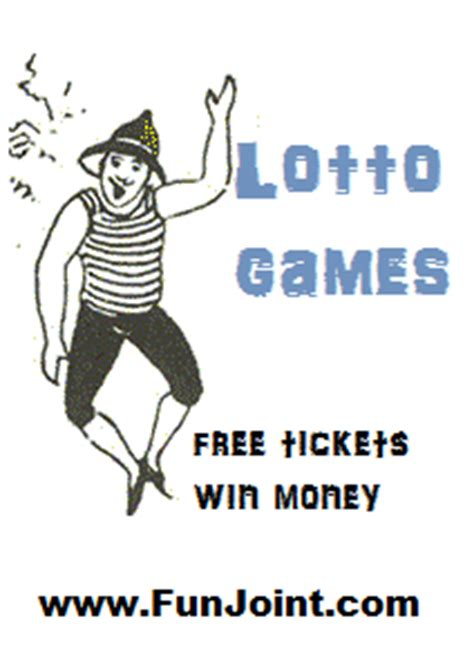 Free Online Lottery Games Win Money - free lotto games online lottery web game funjoint com