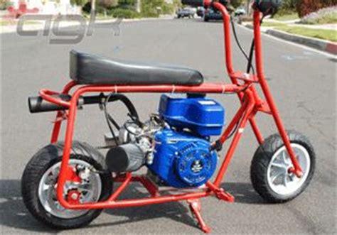 doodlebug exhaust aluminum kit fits baja doodlebug scooter