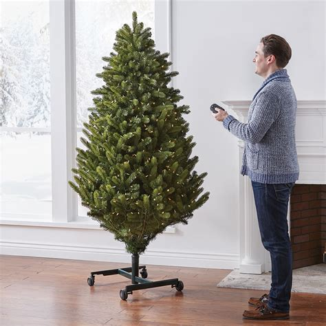 height adjustable christmas tree raise lower for