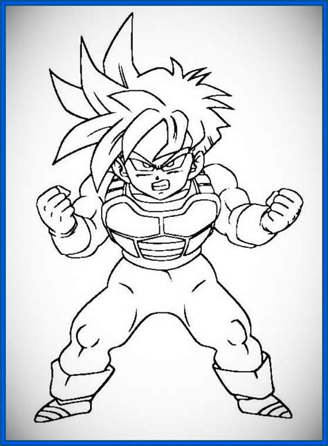 Imagenes De Dragon Ball Z Kai Para Dibujar A Lapiz | imagenes de dragon ball z kai para dibujar faciles