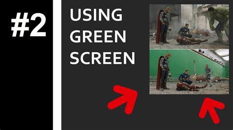 wondershare filmora green screen tutorial how to green screen in filmora basic video editing 2