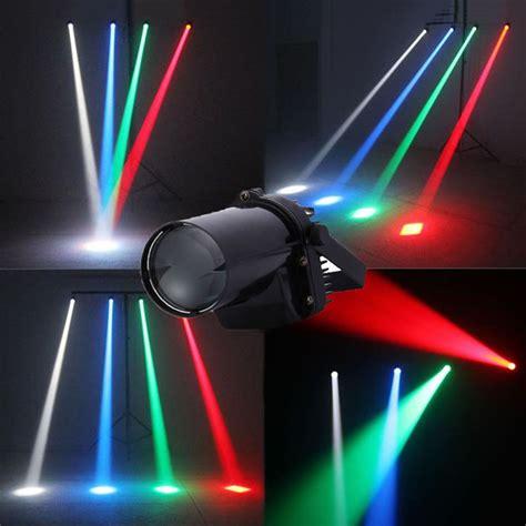 where can i buy disco lights aliexpress com buy 5w disco bean led pinspot spotlight