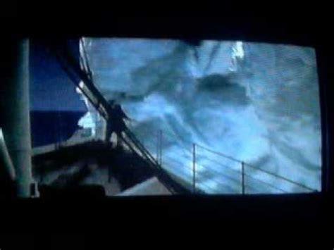 film titanic en francais youtube collision du titanic en francais youtube