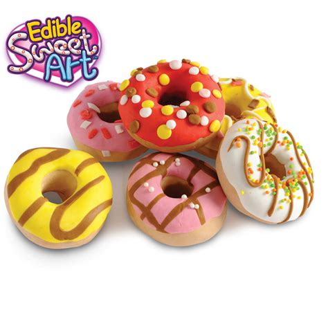 Donut Decorations by Donut Decorations Medium 12416 Edible Sweet Sugar