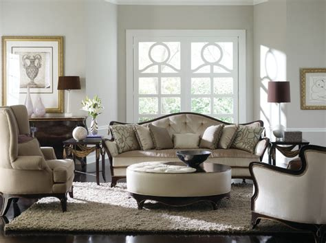 Caracole At Castle Furniture Transitional Living Room Transitional Living Room Furniture