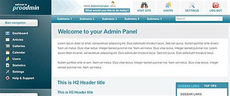smart admin high end cms theme by milktheme themeforest 20 professional web admin templates on themeforest 软件开发