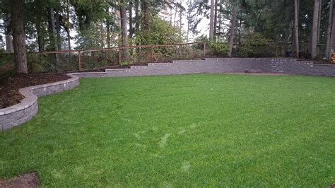 How To Level Your Backyard Landscape by Ajb Landscaping Fence Ajb Landscaping Fence