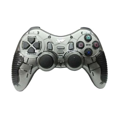 Gamepad 2 4g Wireless Turbo jual k one gamepad stick wireless grey support ps2 ps3