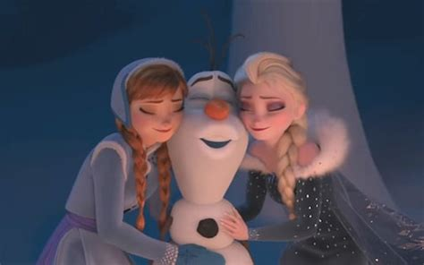 watch the new trailer for frozen short film, olaf's frozen