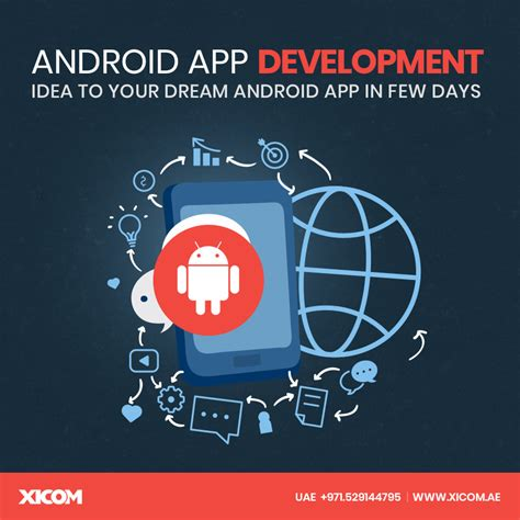 android app developer why hire android developers from dubai for your business app xicom
