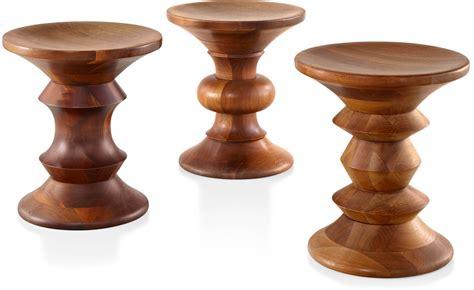 eames walnut stool hivemoderncom
