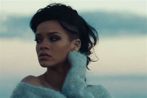 rihanna mp rihanna looks gorgeous alludes to chris brown in new