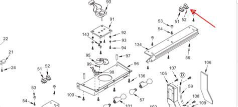 sub zero 650 parts diagram sub zero 690 s mi628513 parts wiring diagrams repair