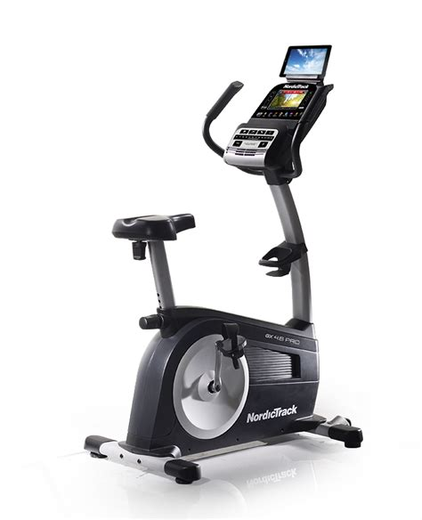 reclining exercise bike recliner stationary bike nordictrack gx 4 6 pro exercise