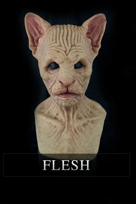 Spinx Mask sphynx fit silicone mask