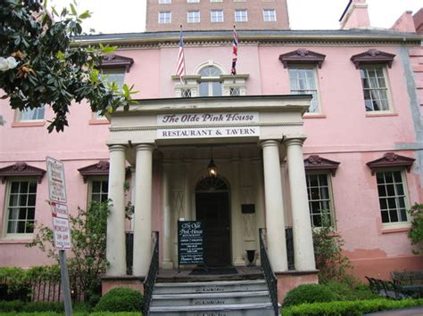 olde pink house the olde pink house savannah downtown menu prices restaurant reviews tripadvisor