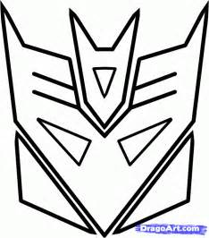 how to draw decepticons step by step robots sci fi