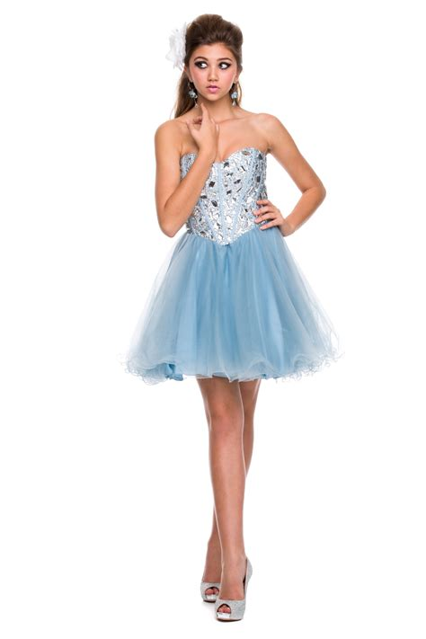 Blue Sweet Soft S M L Xl Dress 30396 corset chiffon tutu skirt sweet 16 birthday prom