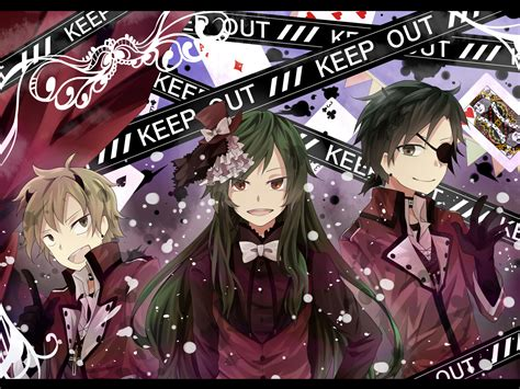 kagerou project kagepro wallpaper kagerou project wallpaper 37017374
