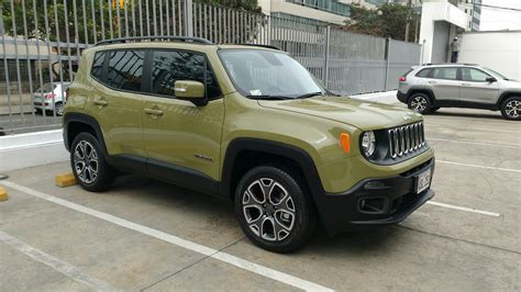 jeep green jeep renegade green commando machine