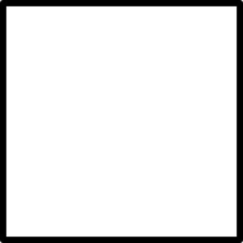 black square outline clipart best