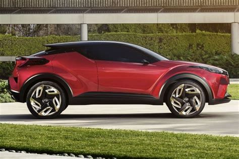 2018 Toyota Concept by 2018 Toyota C Hr Review Price Specs Interior Pictures