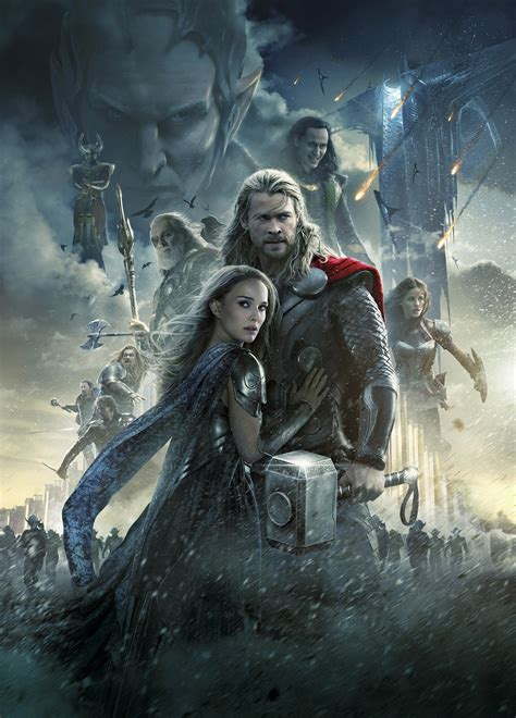 film gratis thor 2 thor 2 the dark world promo natalie portman photo