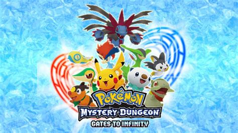 mystery dungeon gates to infinity mystery dungeon explorers of time images