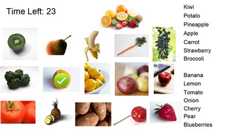 8 fruits name learn your fruits and vegetables for windows 8 and 8 1