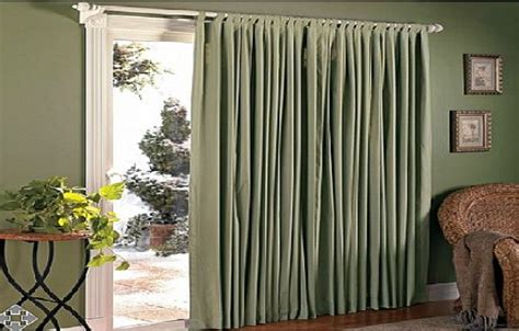Thermal Drapes For Sliding Glass Door Insulated Curtains For Sliding Glass Doors Exterior