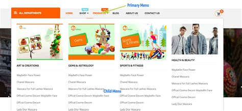 newspaper theme mega menu php wordpress revo theme mega menu issue stack overflow