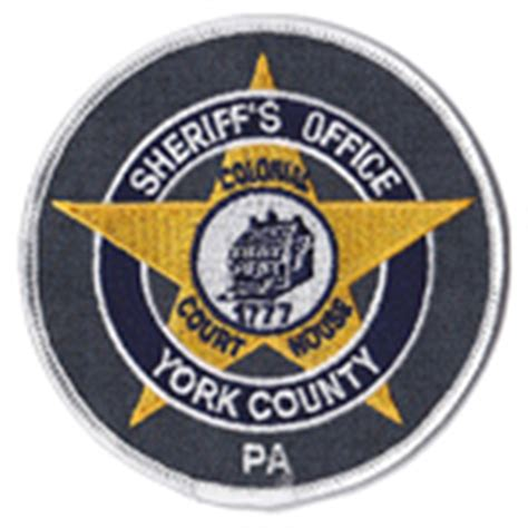 York County Sheriff S Office by York County Sheriff S Office Pennsylvania Fallen Officers