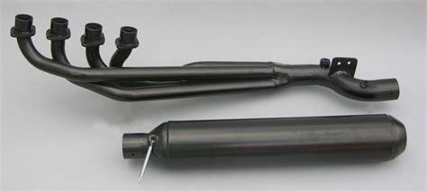 bmw k100 exhaust bmw k100 black exhausts
