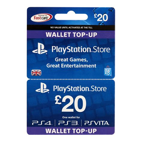 Gift Card Ps - sony psn 163 20 gift card at wilko com
