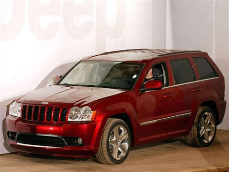 2006 Jeep Srt8 Specs 2006 Jeep Grand Srt8 Pictures