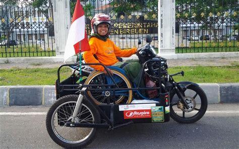 Kursi Roda Tahun sri lestari menyebarkan semangat untuk mencintai hidup