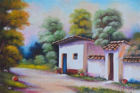 imagenes para pintar oleo cuadros de paisajes faciles para pintar al oleo paisajes