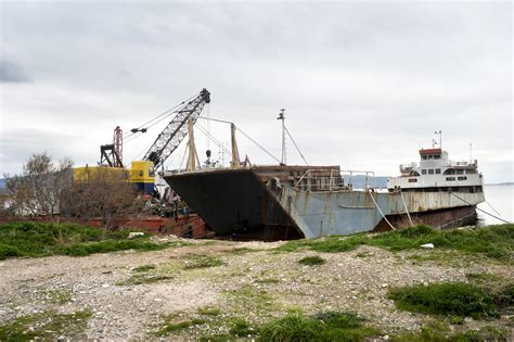 boat recycling washington state old ships find new life as scrap metal analyzing metals