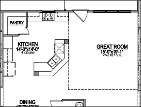 kitchen floor plans with walk in pantry top 5 corner pantry floor plans with pictures raleigh custom homes