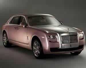 Rolls Royce Pink Pink Rolls Royce