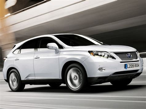 lexus rx 450h photos informations articles bestcarmag