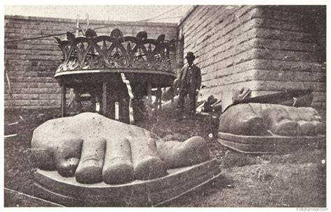 imagenes vintage libertad when statue of liberty was in construction 7 pictures