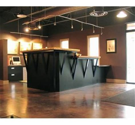 Lobby Reception Desk Handmade Lobby Reception Desk By Cenyx Corporation Custommade
