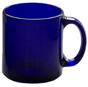 Libbey Barware Libbey Cobalt Blue 13 Oz Glass Mug 12 Case For Your Chef