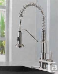 Water Ridge Kitchen Faucet New Water Ridge Favos Kitchen Faucet Montreal For Sale In Montreal Classifieds