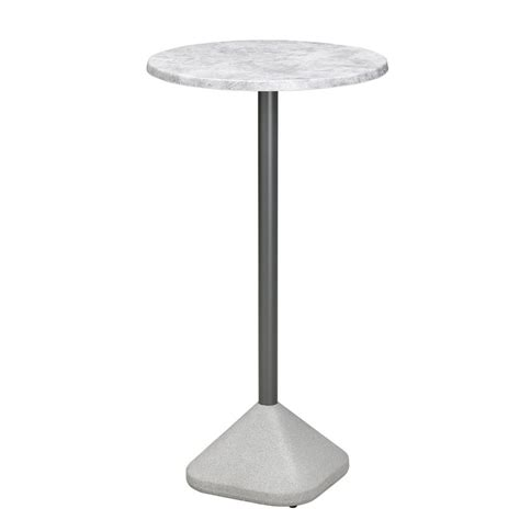 Concrete Table Base by Concrete Poseur Table Base Telegraph Contract Furniture