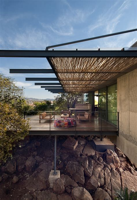 house gauche earthworld architects interiors archdaily