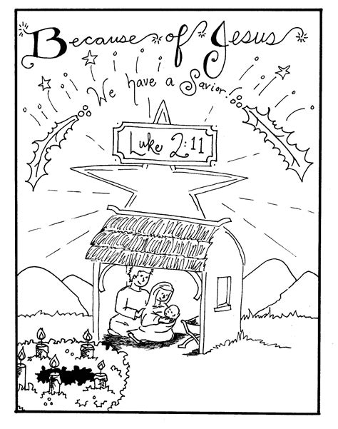 nativity coloring page pdf free printable nativity coloring pages for kids best